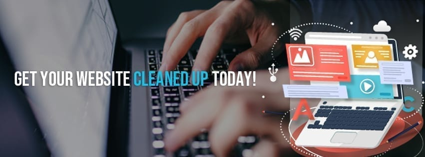 Thank you for contacting Us. - Site clean up Banner 1