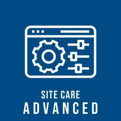 Site Care Advanced Monthly - sitecare advanced