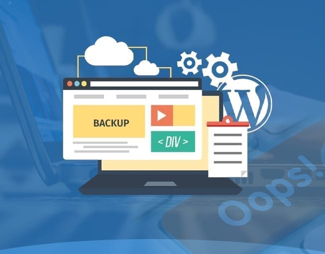 Website Backup with SecurItPress